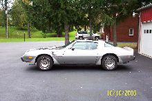 Pontiac 10th Anniversary Trans Am