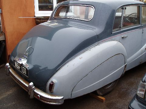 Armstrong Siddeley Sapphire 3.4 litre/346