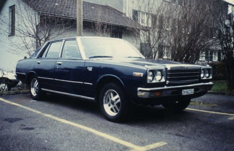 Datsun Laurel 200 Six, Type C230