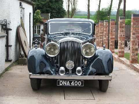 Bentley 4.25-Litre