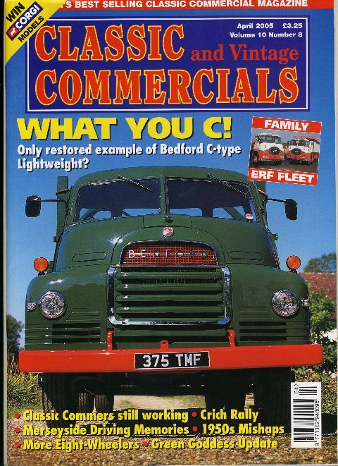 Classic and Vintage Commercials April 2005