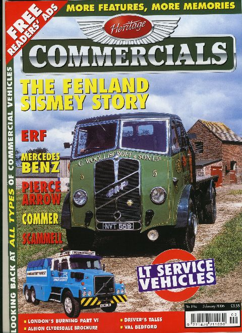 Heritage Commercials February 2006