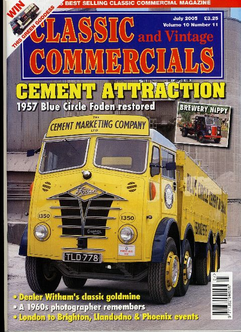 Classic and Vintage Commercials July 2005