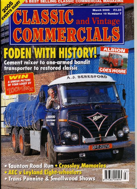 Classic and Vintage Commercials March 2005