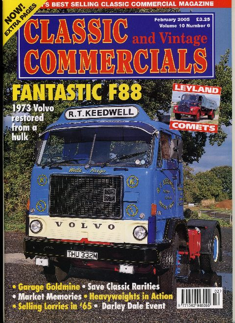 Classic and Vintage Commercials February 2005