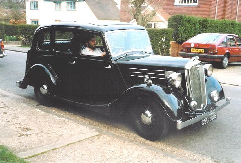 Wolseley Series III 12/48