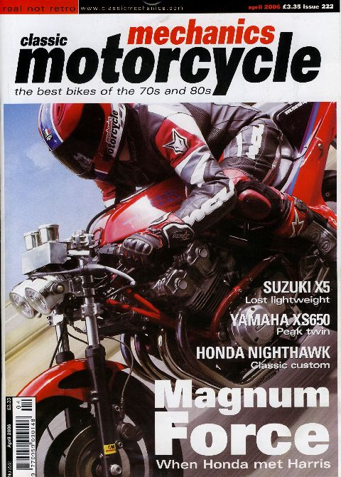Classic & Motorcycle Mechanics April 2006