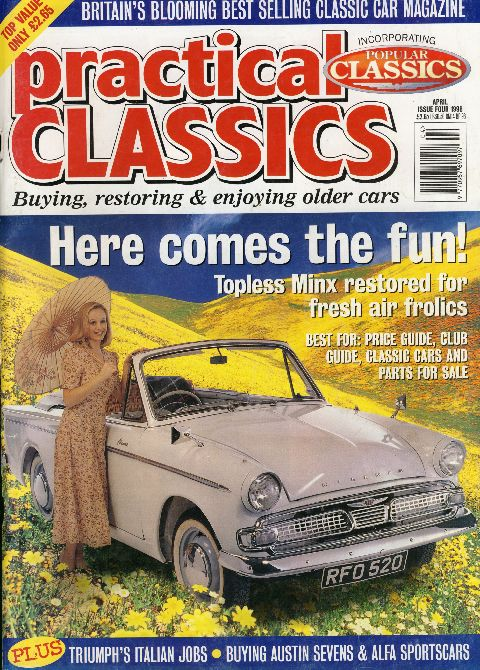 Practical Classics April 1998