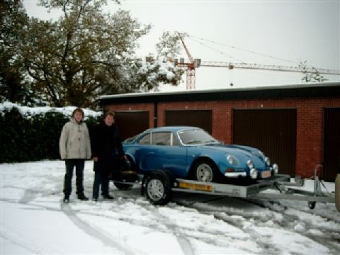 Alpine-Renault A110 - disabled from website