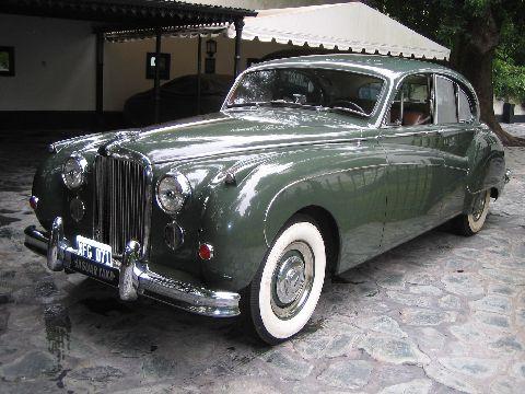 Jaguar Mk Viii Vehicle Summary Motorbase