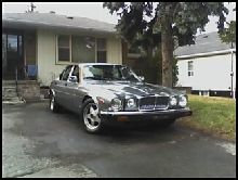 Jaguar XJ12 Series III