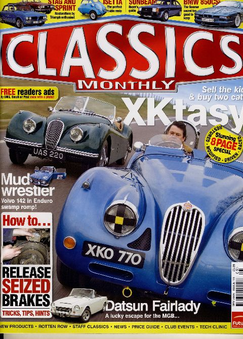 Classics Monthly May 2006