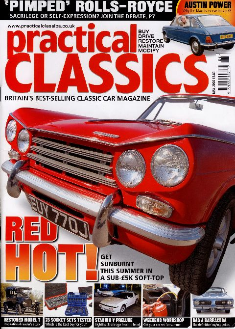 Practical Classics May 2006