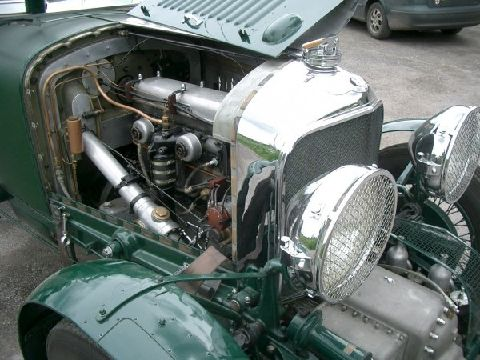 Bentley 4.5-Litre Supercharged