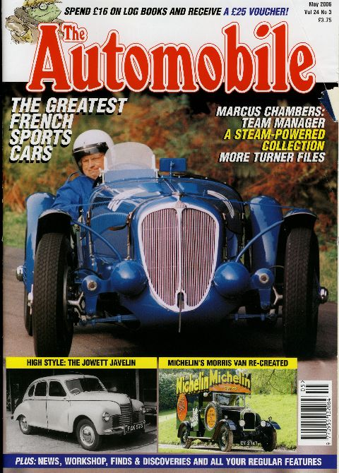 The Automobile May 2006