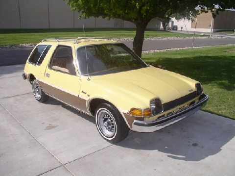 American Motor Company (AMC) Pacer
