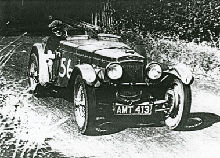 Frazer Nash TT Replica