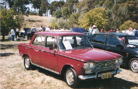 Fiat 1300 1500 Vehicle Summary Motorbase