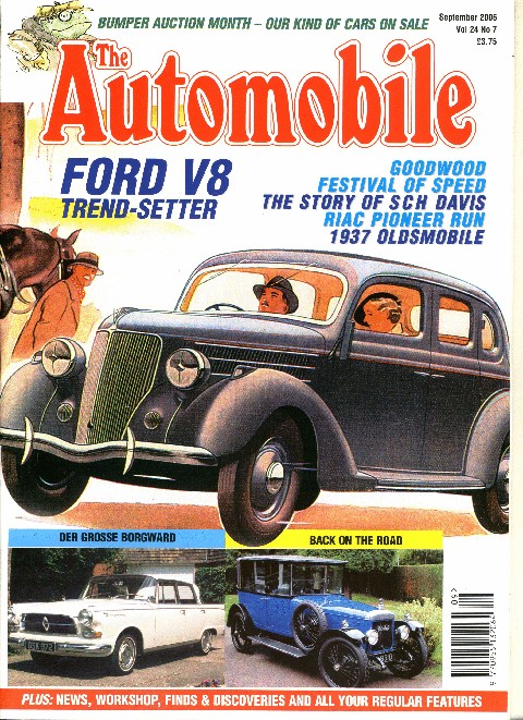The Automobile September 2006