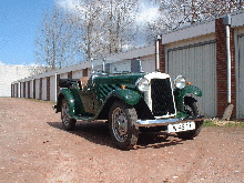 Armstrong Siddeley 12/6 Sports