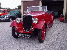 Jowett 7 Hp Long