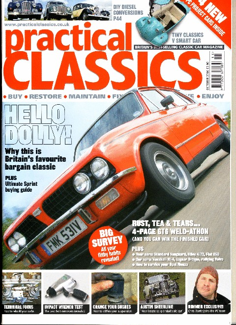 Practical Classics October 2006