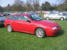 Euro Car Parts Norwich >> Alfa Romeo 156 Sportwagon - Vehicle Summary - Motorbase