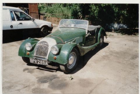 Morgan 4/4 Series II