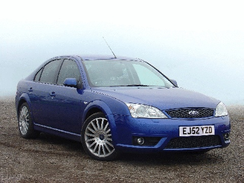 Ford Mondeo 5 Dr Hatch