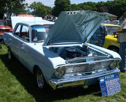 Ford (USA) Falcon Futura Sprint V8
