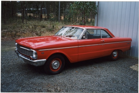 1966 Ford Falcon 2 door