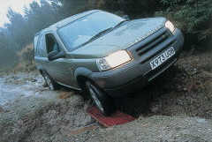 Freelander1 Early