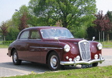 Wolseley 6/90 Series 2