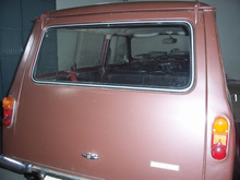 Mini Mk1 Countryman/Traveller