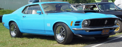 Ford (USA) Mustang Boss 302/429