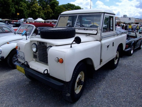 "Land Rover Series I 107"" 1.6 Petrol"