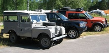 Land Rover Series I 107