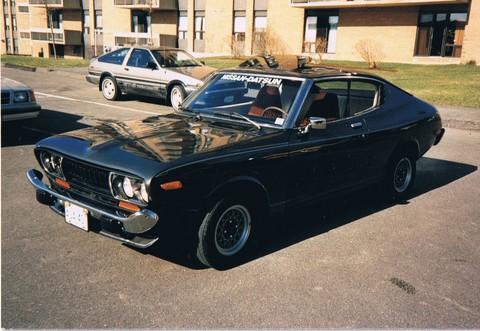 Datsun Violet 140J/160J, Type 710 - Picture Gallery ...