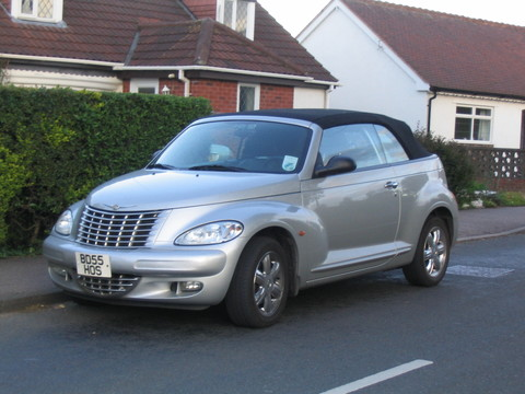 Chrysler USA PT Cruiser
