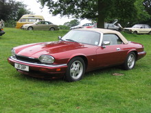 Jaguar XJ-S 5.3  Convertible