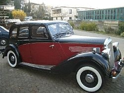 Wolseley Series II Super Six 25HP