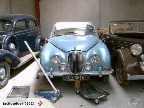 Jaguar S-type 3.4 litre