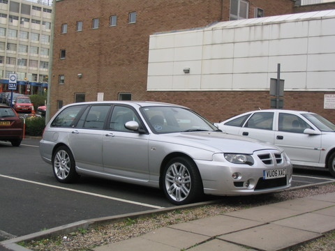 MG ZT Estate