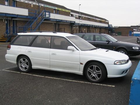 Subaru Legacy Estate Vehicle Summary Motorbase