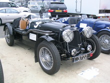 Aston Martin 2-Litre Speed Model