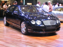 Bentley Saloon
