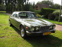 Jaguar XJ12 Series II