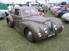 Healey 2.4 litre Elliot Saloon