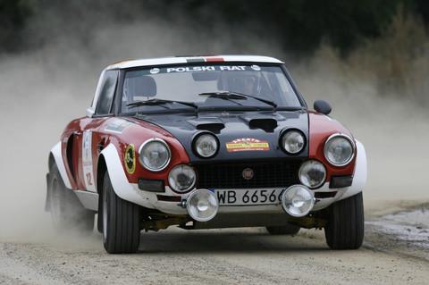 Abarth Fiat 124 Rally Vehicle Summary Motorbase
