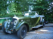 Bentley 6.5-Litre Standard